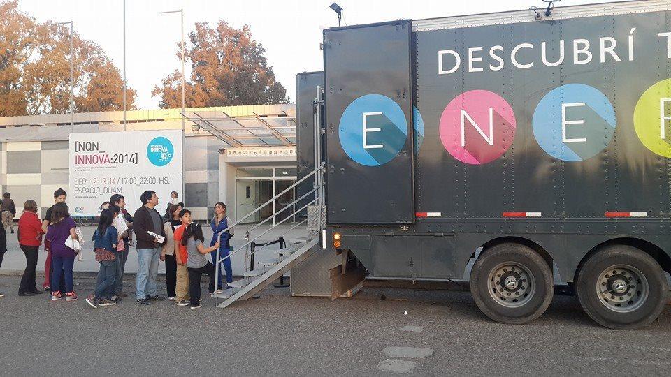 Fundación YPF Semi-truck